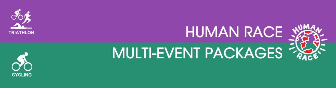 Human Race Multi-Event Package 2016